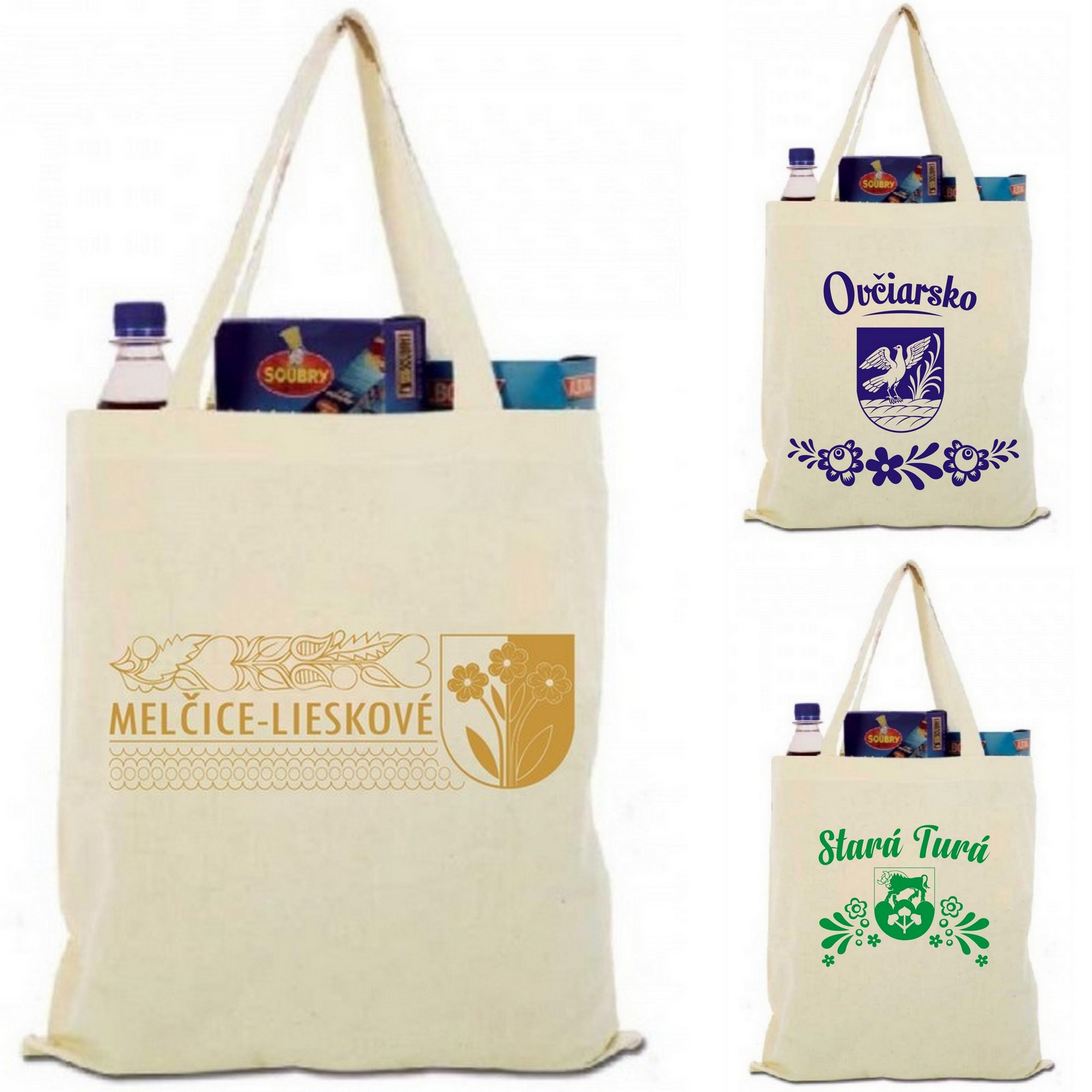 bc81e71e17 Bavlnená taška